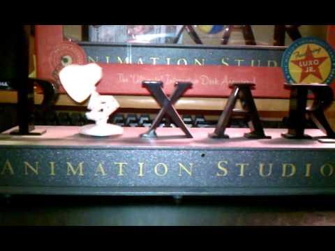 Pixar Lamp Luxo Jr.   YouTube