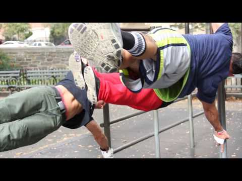 Super Bodyweight Workout Domination - Barstarzz