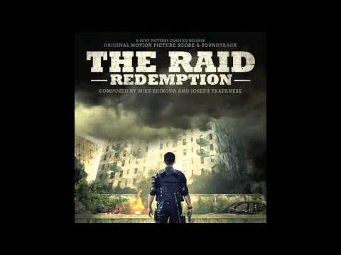 "Trapped (From ""The Raid: Redemption"")  - Mike Shinoda & Joseph Trapanese"