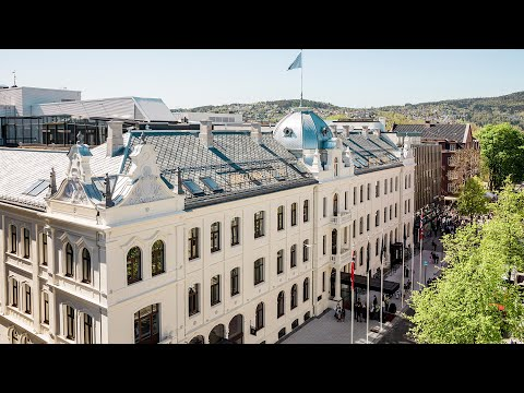 Britannia Hotel Trondheim Full Overview Of The Newly Refurbished Grand Dame Hotel In Norway.