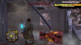 Red Faction: Guerrilla Walkthrough 15 Death by Committee