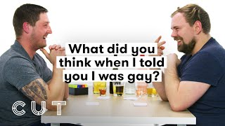 Me & My Straight Friend Play Truth or Drink   Truth or Drink   Cut