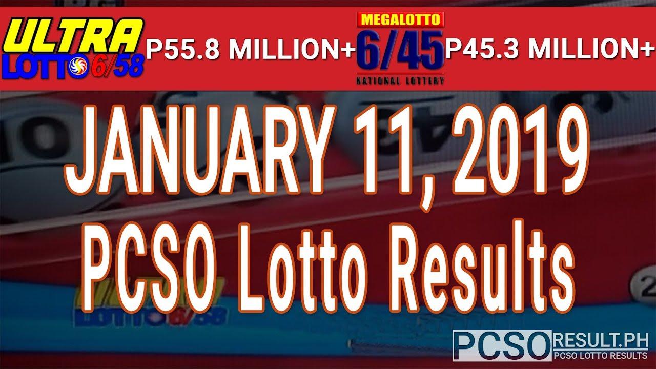 Lotto 11 November 2019