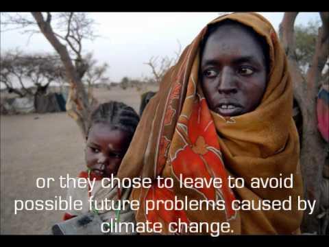 Escaping Environmental Change