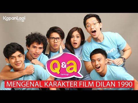Q&A Dilan 1990 - Mengenal Karakter Film Dilan 1990 (Part 1)