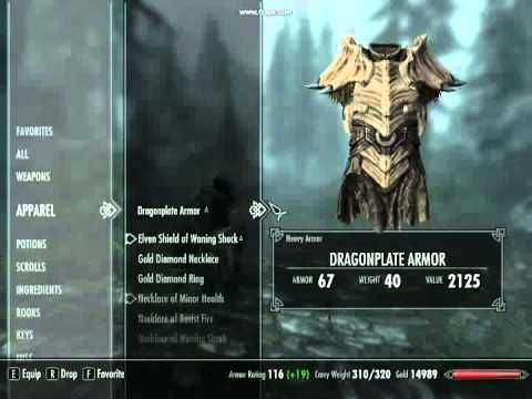 How to everything in Skyrim