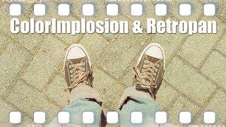 Analog Film für extremen Retrolook - Color Implosion & Retropan Soft 🎞 Flanell, Kameras & Film