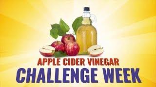 Announcement: The Apple Cider Vinegar Challenge Week!