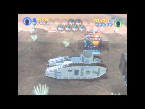 Lego Indiana Jones 2 Custom Level Disabling The Anti Armor