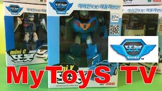 또봇Y 미니 장난감 영실업 Tobot Mini Y Toys unbox  (00603 z kr)