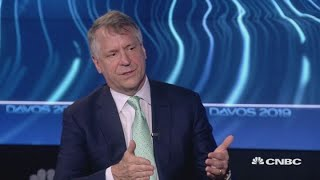 We are underinvested in environmental infrastructure: Expert   World Economic Forum - Davos 2019