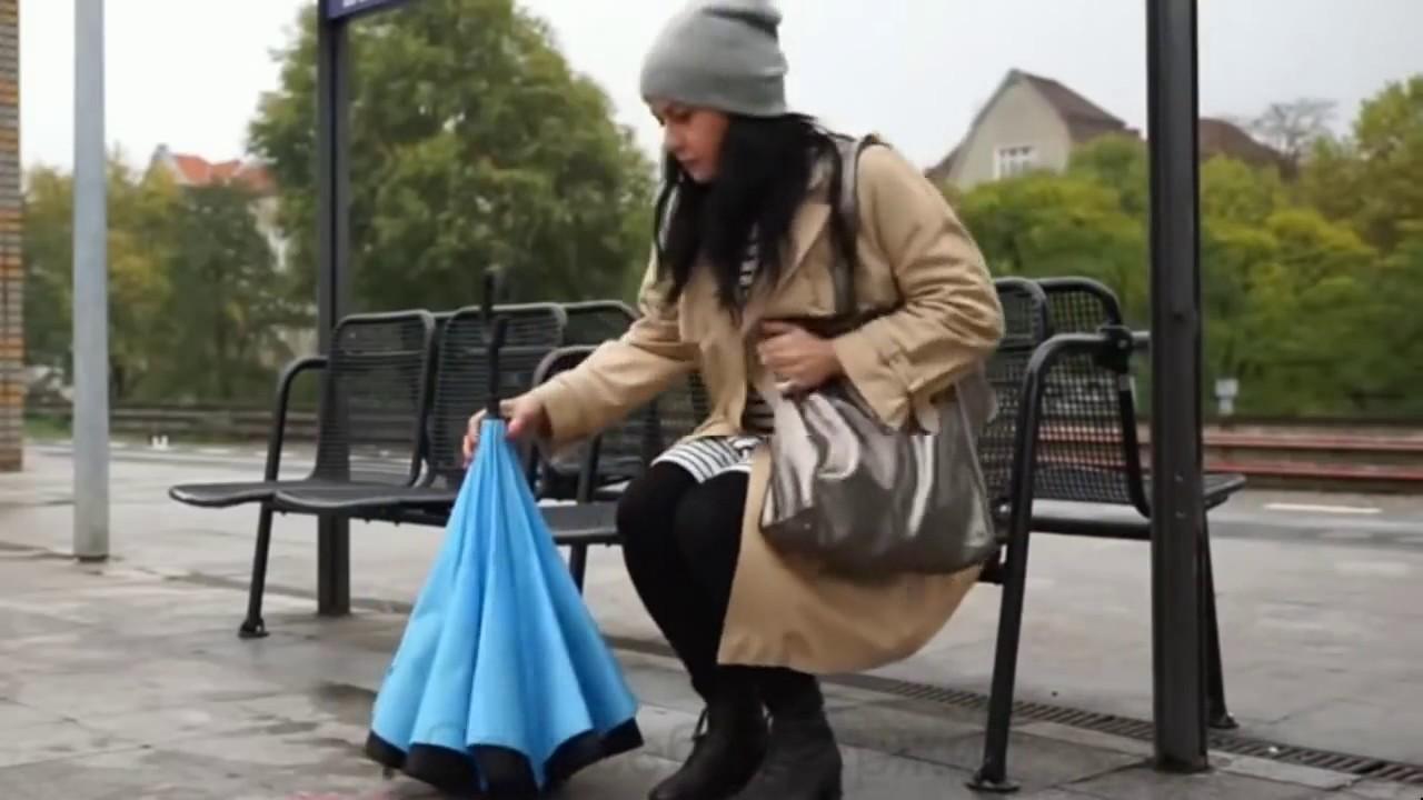 Ремонт зонта-полуавтомата своими руками. / Repair umbrella .