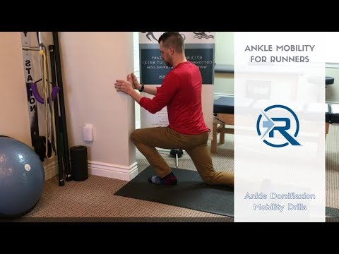 Dorsiflexion Exercise for Ankle & Foot Pain - SLC Utah Sports Chiropractor