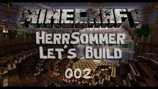 Let´s Build - Minecraft - 5#002 - HerrSommer in Mithrundir