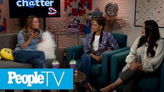 Grey's Anatomy's Camilla Luddington On A Katherine Heigl Return | Chatter | PeopleTV