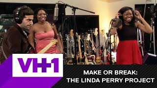 VanJess Freestyles | Make Or Break: The Linda Perry Project