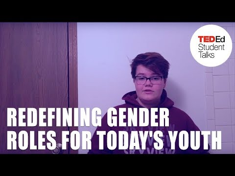 Redefining gender roles for today's youth   Leo H   Hilliard Weaver Middle School