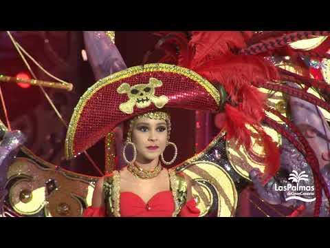 Gala de la Reina Infantil del Carnaval de Las Palmas de Gran Canaria 2018