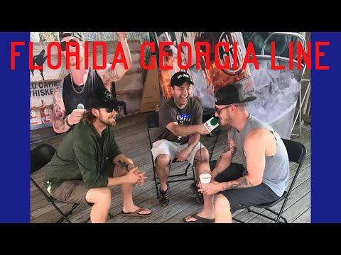 Corey Calhoun - Interview With Florida Georgia Line