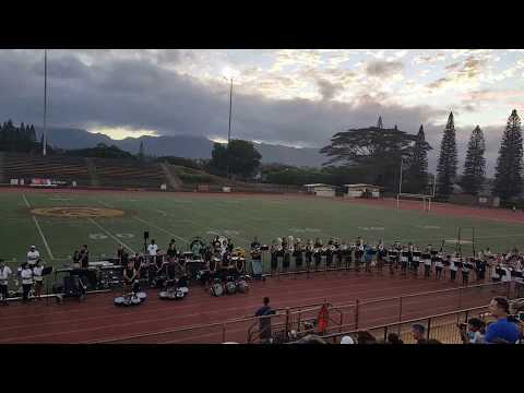 Canon Chorale | Mililani High School Trojan Marching Band 2017