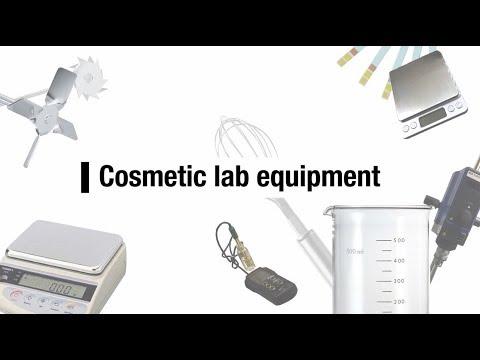Cosmetic Lab Equipment