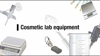 Cosmetic lab equipment