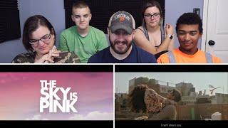The Sky Is Pink - Official Trailer REACTION! | Priyanka C J, Farhan A, Zaira W, Rohit S | Shonali B