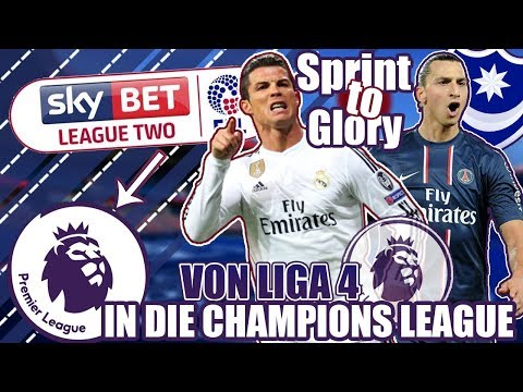 VON DER 4. LIGA ZUM CHAMPIONS LEAGUE TITEL ?! 😱🏆 | FIFA 17: PORTSMOUTH SPRINT TO GLORY KARRIERE