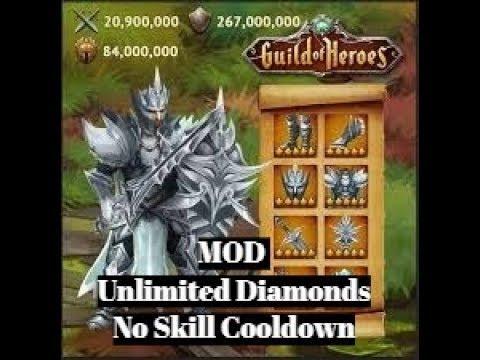 guild of heroes mod apk 1.71.3