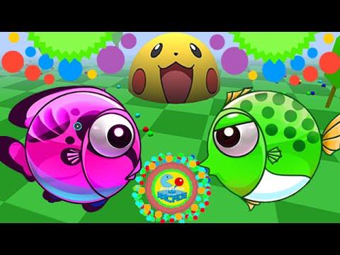 Full download agario 3d agar io 3d animation for Fish io games