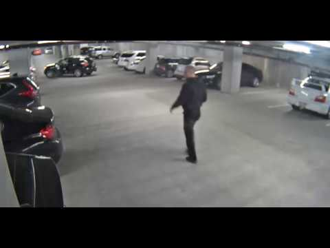 Garage theft caught on cameras | Aclarity Systems