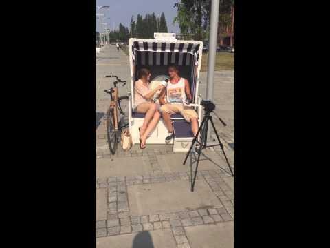 Nasz Miasto z kamera w Bulwary Cafe Szczecin