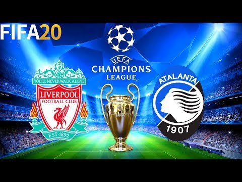 fifa 20 liverpool vs atalanta uefa champions league full match gameplay youtube fifa 20 liverpool vs atalanta uefa champions league full match gameplay