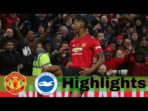Manchester United vs Brighton - Hasil Pertandingan Liga Inggris Semalam Mp3