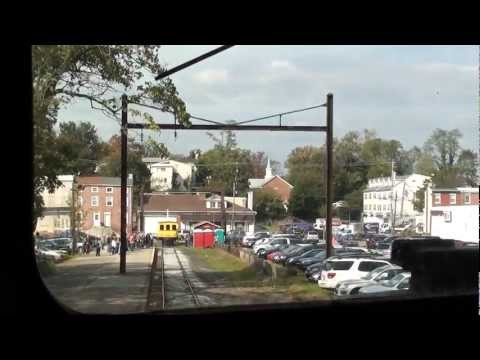Cabride: The West Chester Railroad, Alco's in Chester County, PA Part 1