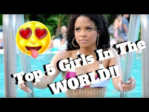 Top 5 Girls In The World ( Best Lists )