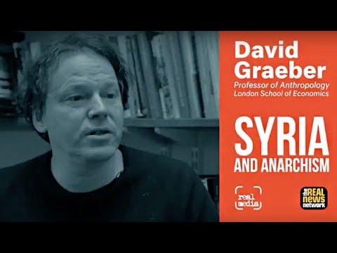 Real Media: Syria, Anarchism & Visiting Rojava