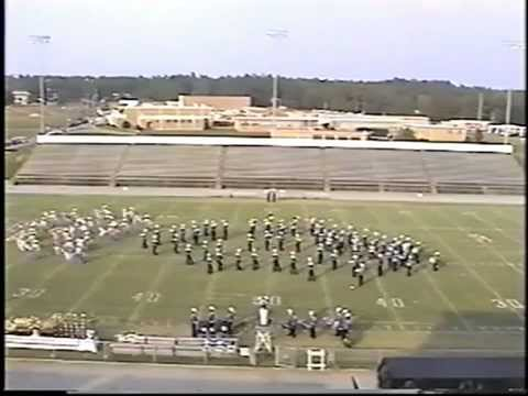 Oxford High School Marching Competition