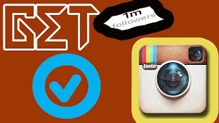 how to get 1 million followers and verified account on instagram with cydia instagram