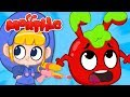 Morphle Gets SLIMED | My Magic Pet Morphle | Slime Videos | Funny Cartoons