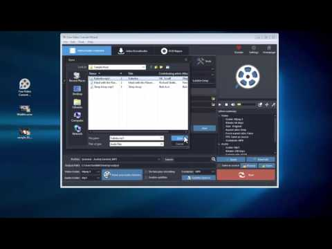[Video Dubbing] How to Dub Video with Free Video Converter