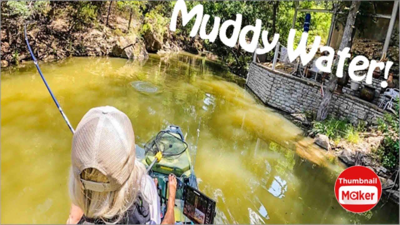 BASSMASTER kayak classic (Muddy Possum Kingdom) Tourney recap