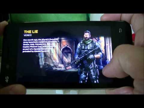 Review True Smart 4G 4.0   Game Test  ทดสอบเล่นเกมส์ ทรู สมาร์ท สี่จี สี่จุดศูนย์