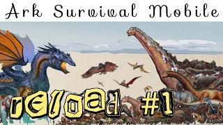 Ark Survival Mobile #12 полное прохождение игры часть 1