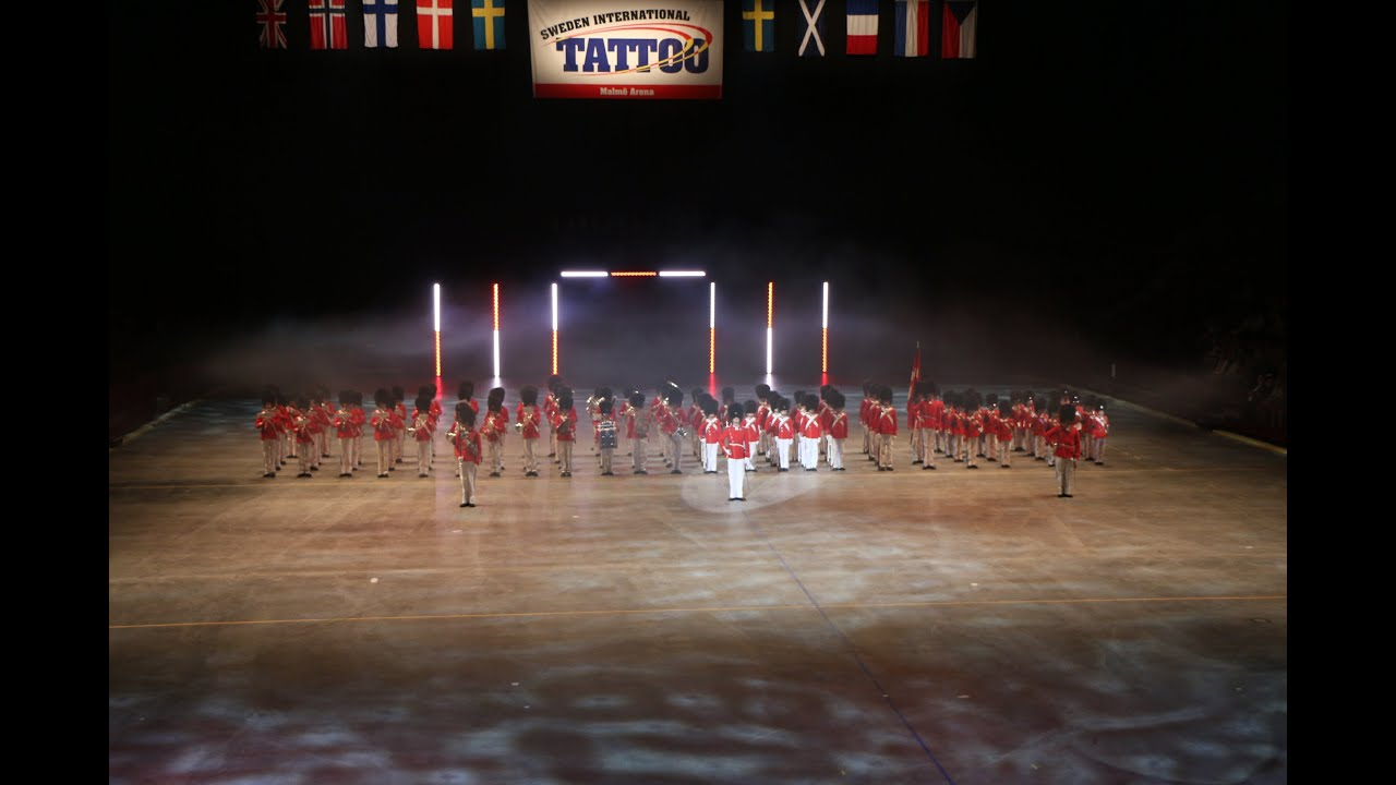 Tivoli Theatre Edinburgh Tivoli Youth Guard Sweden International Tattoo 2015