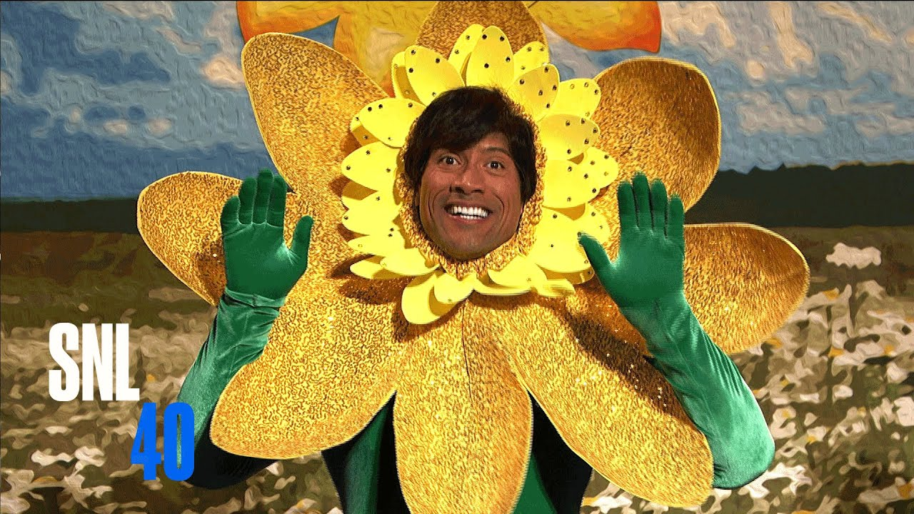 Cut for time dance of the daisies dwayne johnson snl youtube izmirmasajfo