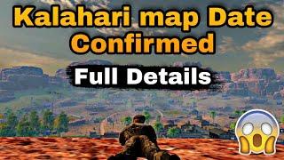 New Kalahari Map Confirmed Date [ Full Details ] || Garena Free Fire - Gaming Aura