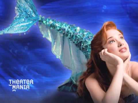 Little Mermaid Broadway Musical: Interviews with the Cast