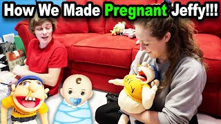 😱 JEFFY GOT PREGNANT!!! 😱 *BTS*