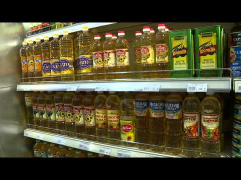 В Новом Уренгое выросли цены на бензин и некоторые продукты.